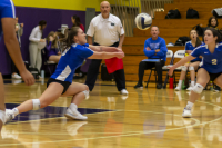 Gallery: Volleyball Curtis @ Puyallup